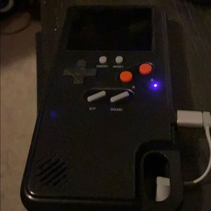 Other - iPhone X retro NES case with 36 games